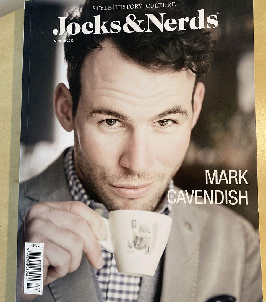 Jocks & Nerds Magazine