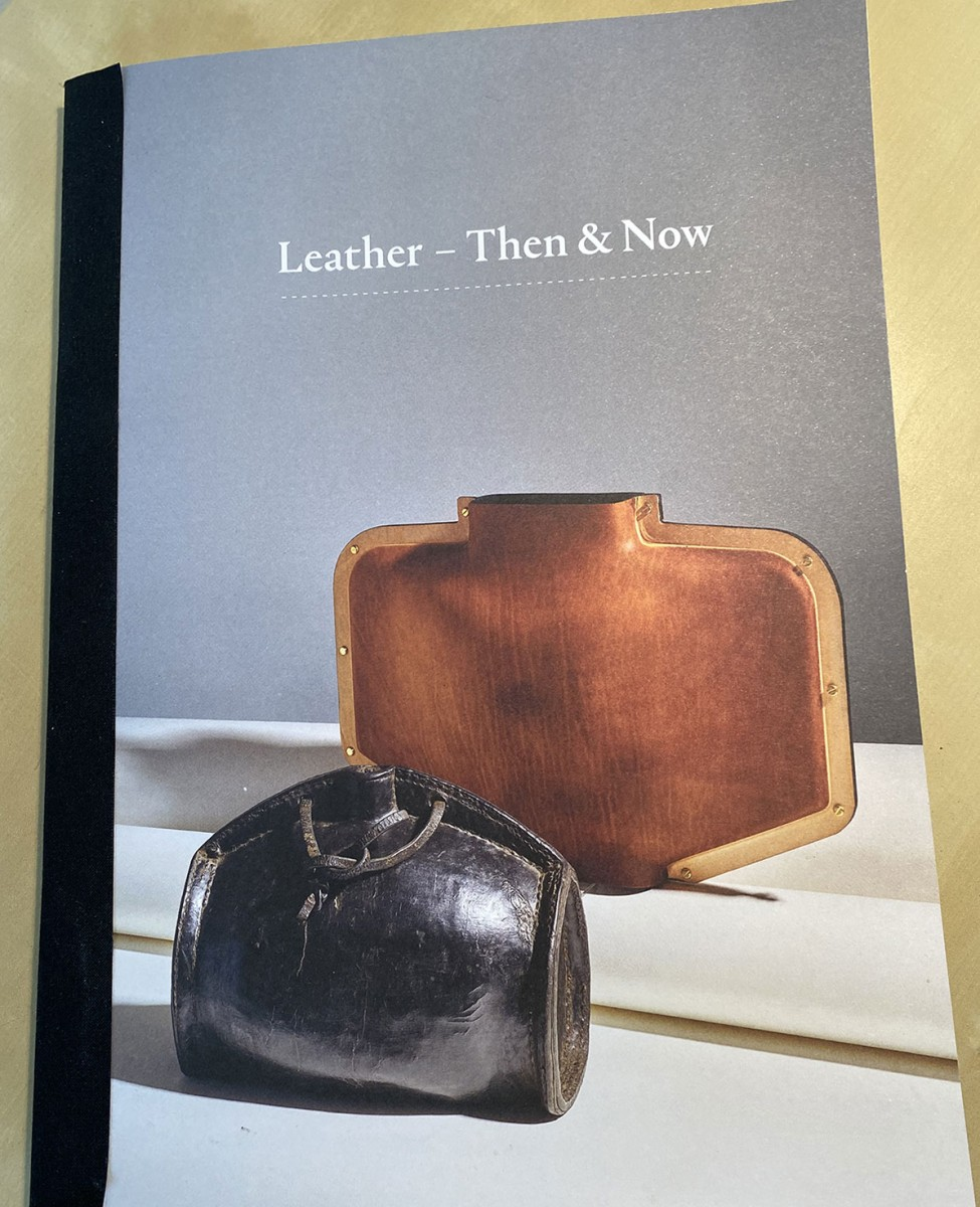 Leather Then And Now