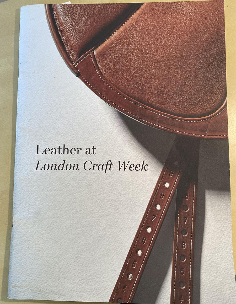 London Craft Week Magazine
